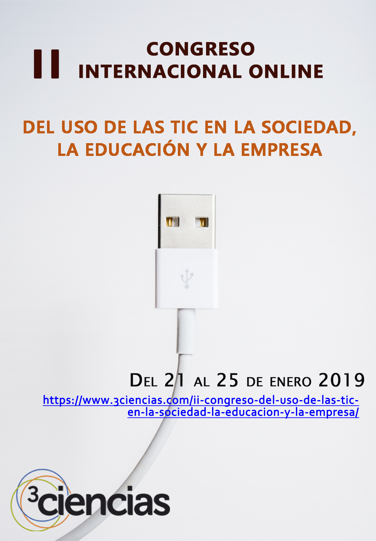 II Congreso Internacional online del Uso de las TIC en la sociedad ...