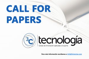 call for papers - tecnología
