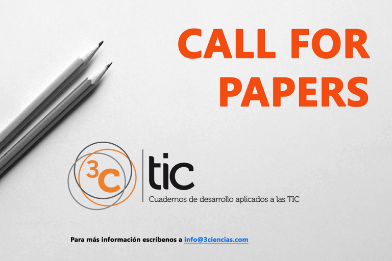 call for papers - tic